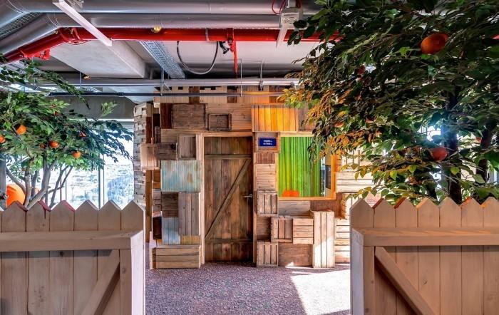Foto de Espacios para trabajar: las oficinas de Google en Tel Aviv (15/16)