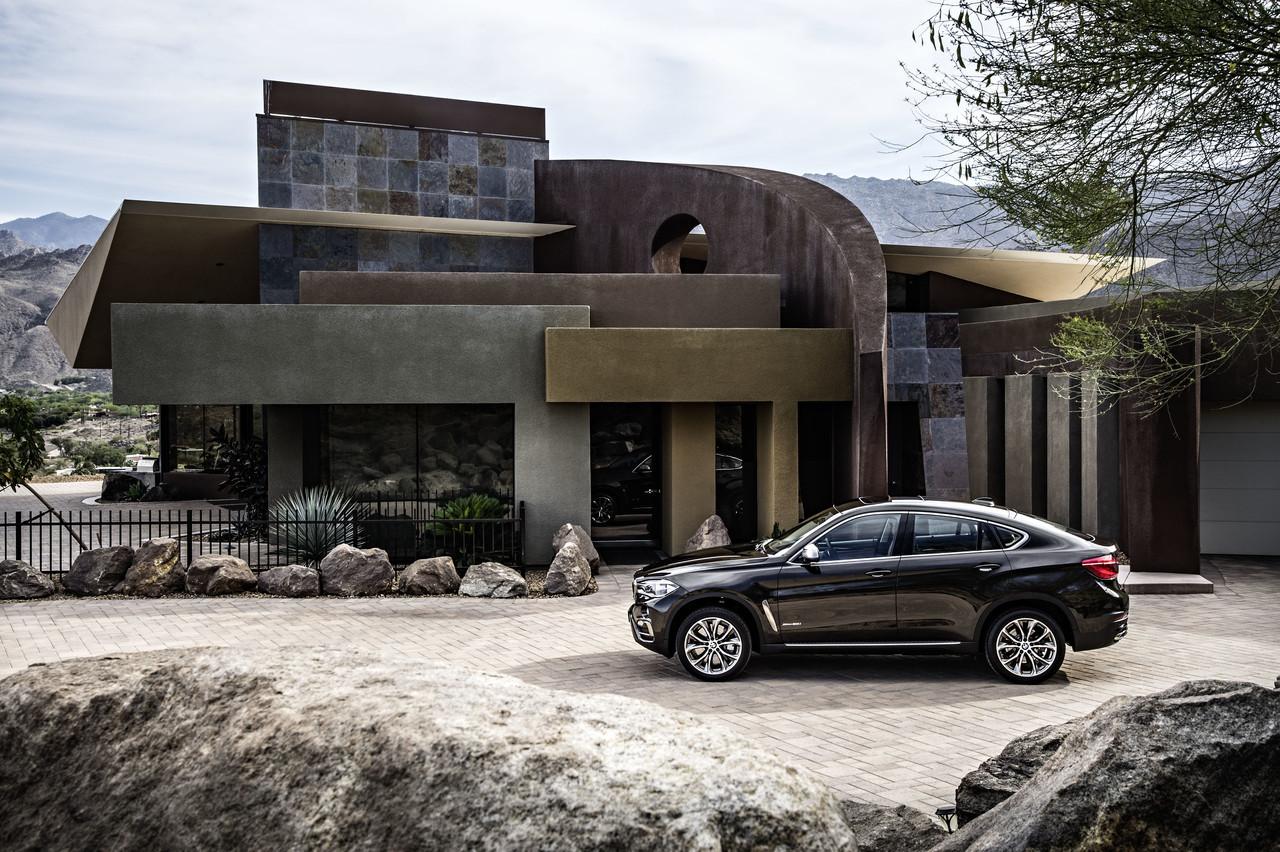 Foto de BMW X6 2014 (84/96)