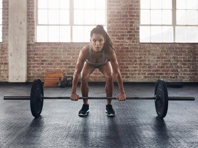 Los errores más comunes en los ejercicios básicos: errores en el peso muerto