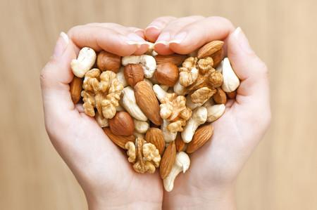 Bajar de peso comiendo frutos secos