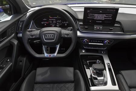 Audi A5 Sportback primer vistazo, prueba, opiniones México 3