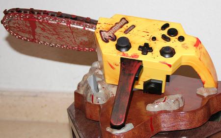 1. La brutal sierra mecánica de