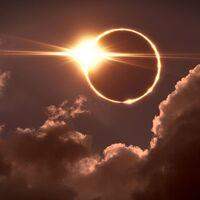 El eclipse solar del 10 de junio será anular y en España será visible (de tipo parcial) durante una hora y media