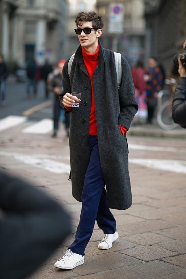 Foto de Modelos masculinos Streetstyle (12/12)