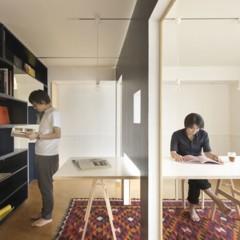 Foto 1 de 5 de la galería paredes-moviles-para-separar-ambientes en Decoesfera