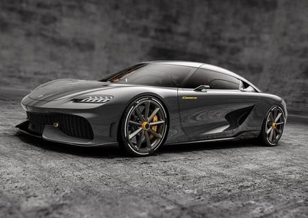 Koenigsegg Gemera, la marca sueca entra de lleno en el segmento de los Gran Turismo