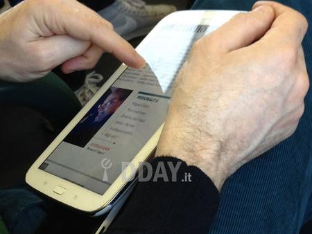 Samsung Galaxy Note 8.0, ¿aparecen sus primeras fotografías reales?