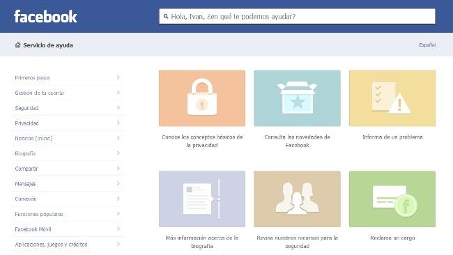 Facebook rediseña su servicio de ayuda y habilita la sección de seguimiento de reportes para todo el mundo