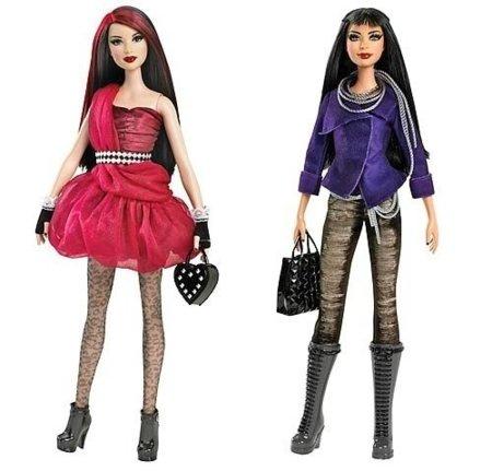 Muñeca Barbie Stardoll