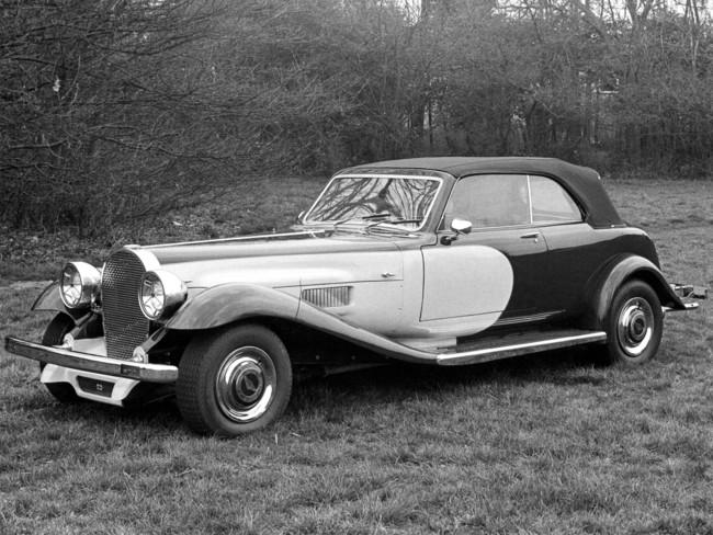 Panther De Ville Cabriolet 1