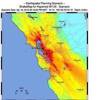 Esto es lo que pasaría si tuviera lugar el gran terremoto de San Francisco en vídeo