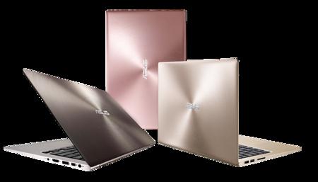 Las ASUS ZenBook no se quedan atrás, también reciben Intel Skylake y  USB-C