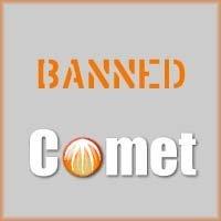 BitComet baneado en los Torrents privados