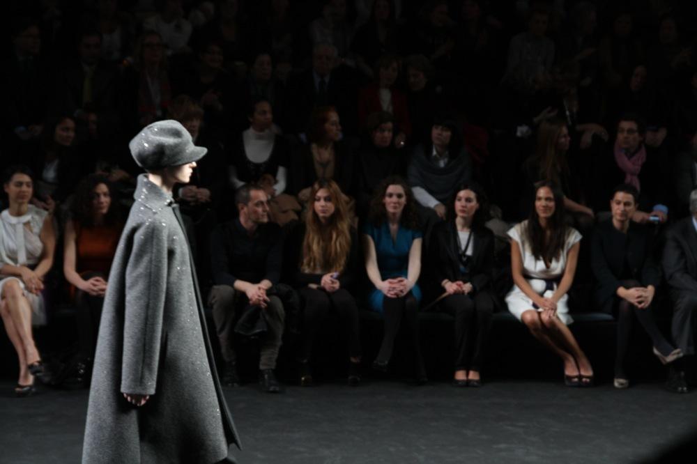 Foto de Jesús del Pozo en la Cibeles Fashion Week Otoño-Invierno 2011/2012 (67/71)