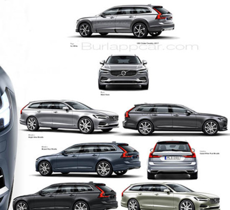 Fake Volvo V90 Crosscountry02
