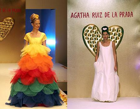 La Pasarela Puerta Europa 2007: Agatha Ruiz de la Prada, Ana Torres y Charo Péres