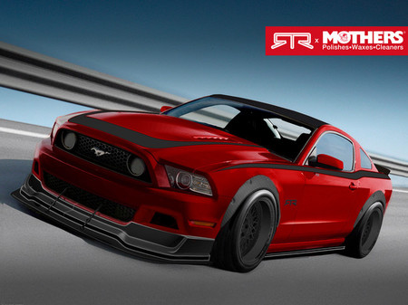 Ford Mustang GT visto por Mothers & RTR