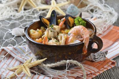 Los mariscos y sus valiosas propiedades nutricionales