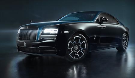 """Adamas Collection: dos ediciones aún más """"oscuras"""" de los Rolls-Royce Wraith y Dawn Black Badge"""