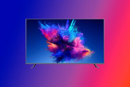 """La Xiaomi Mi TV 4S de 65"""" está rebajadísima en MediaMarkt a 499 euros como oferta por el """"Black noviembre"""""""