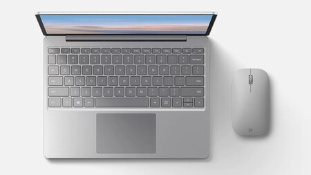 Surface Laptop Go con descuento en Amazon México
