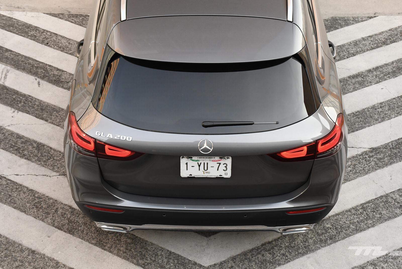 Foto de Mercedes-Benz GLA 200 (prueba) (15/30)