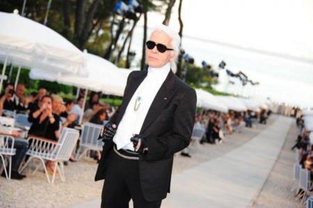 Colección Chanel Crucero 2012 Lagerfeld