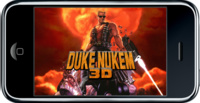 Duke Nukem 3D para iPhone