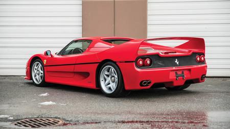 Ferrari F50 Coupé