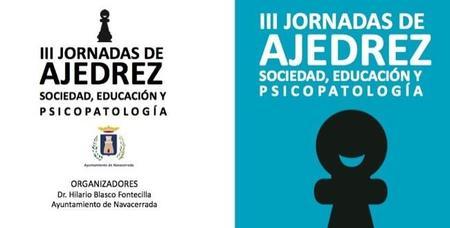 Se han celebrado las III jornadas de ajedrez, sociedad, educación y psicopatología en Navacerrada