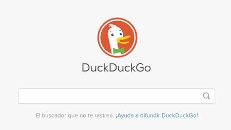 DuckDuckGo buscador web
