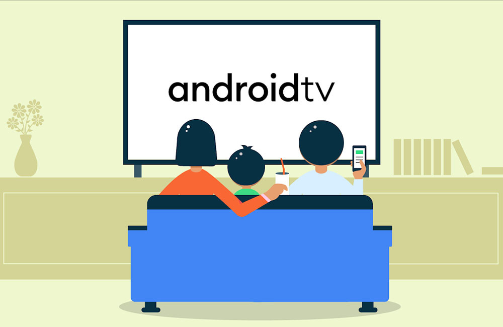 Android TV bekommt Android 11 Developer Preview und filtert die