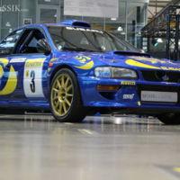 Este Subaru Impreza WRC de Colin McRae puede ser tuyo