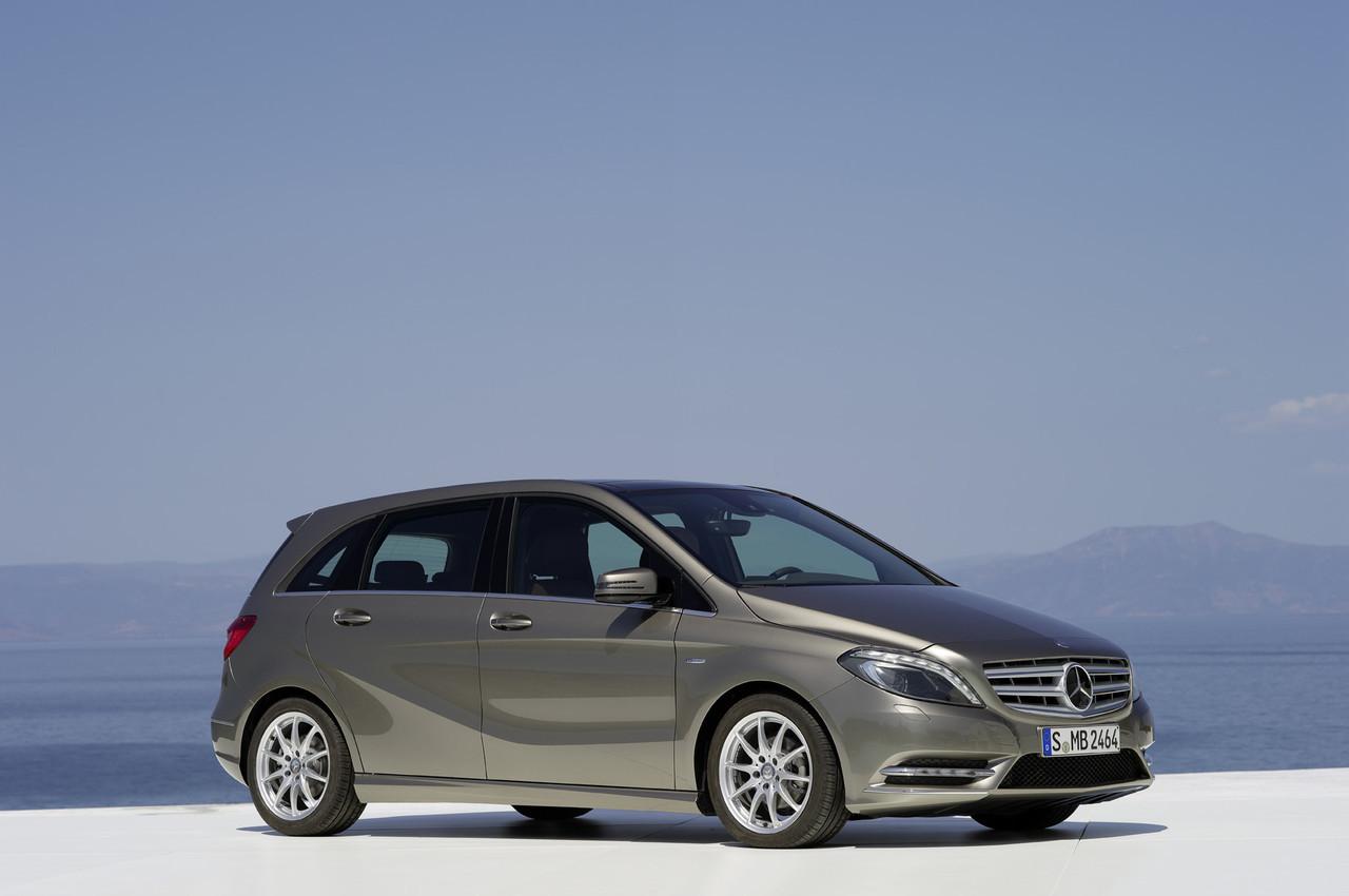 Foto de Mercedes-Benz Clase B (44/104)