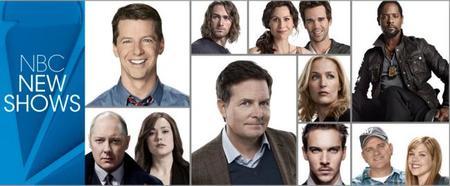 Series de estreno 2013/14: NBC