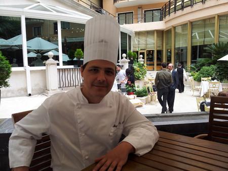 Entrevista al chef Miguel de la Fuente Sanz, responsable del famoso brunch del Hotel InterContinental