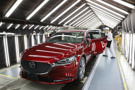 ¡Felices 50 millones de a...utos, Mazda! Así de autos han fabricado ya en Japón