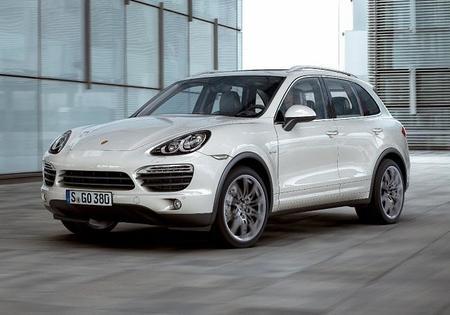 El Porsche Cayenne podría convertirse en un híbrido enchufable para 2014
