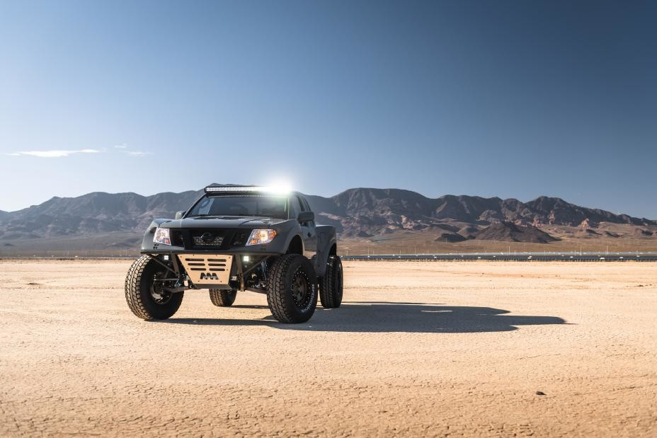 Foto de Nissan Frontier Desert Runner (9/22)
