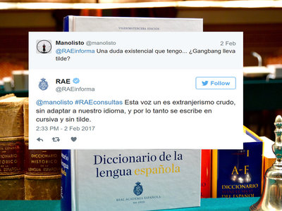La RAE nos explica cómo han conseguido vencer a los trolls de Twitter en su propio terreno