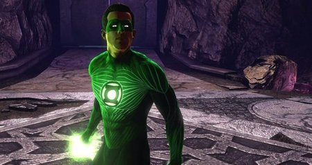 'Green Lantern: Rise of The Manhunters': vídeo con gameplay