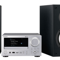 Onkyo sigue apostando por el formato minicadena en su último sistema de sonido CS-N775D