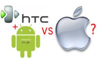 Google apoyará a HTC en su defensa contra Apple