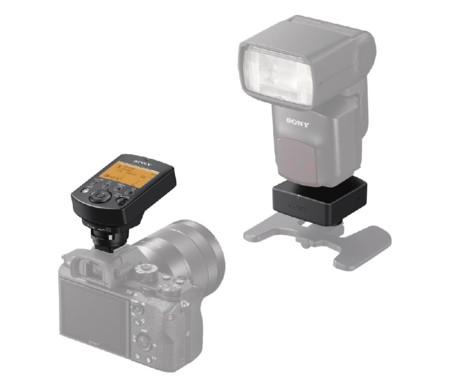 Nuevo sistema de iluminación inalámbrico para flashes de Sony