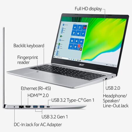 Laptop Acer con descuento en Amazon México