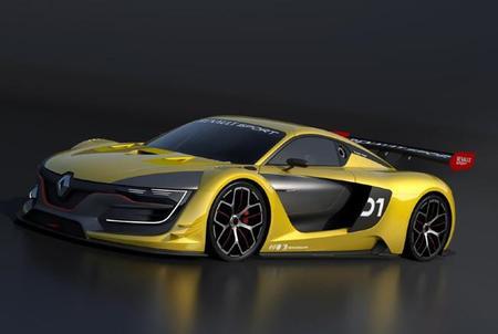 Renault Sport desvela el R.S. 01, protagonista de su nueva monomarca