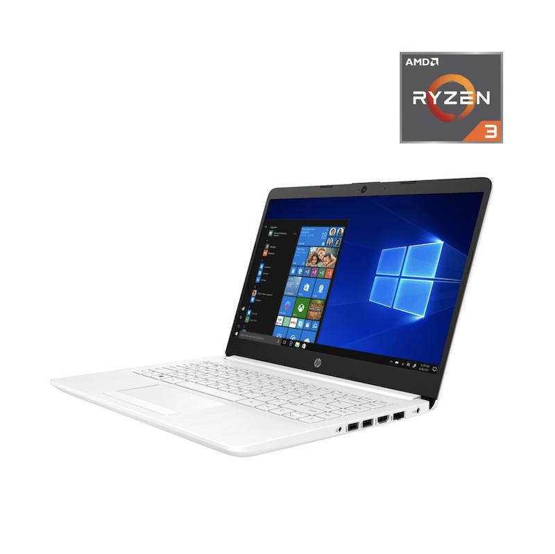 Portátil HP 14-dk0001ns, AMD Ryzen 3, 8 GB, 256 GB SSD, AMD Radeon Vega 3