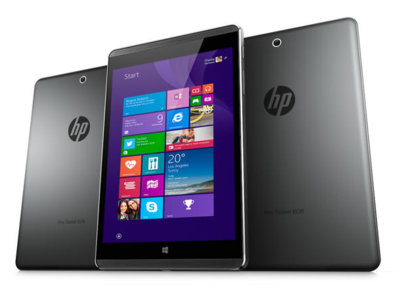 HP presenta el Pro Tablet 608, un tablet pequeño y potente con Windows 8.1