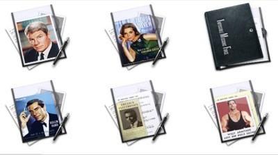 Iconos basados en la serie de televisión Misión Imposible