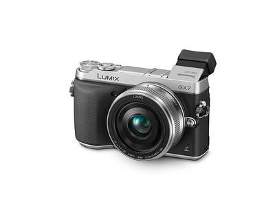 Panasonic Lumix GX7, la nueva Micro Cuatro Tercios con visor abatible